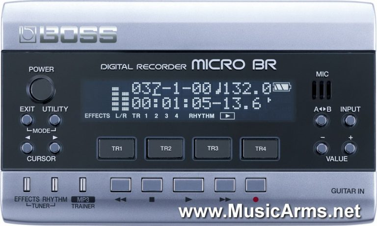 Boss MICRO BR BR-80 Digital Recorder ขายราคาพิเศษ