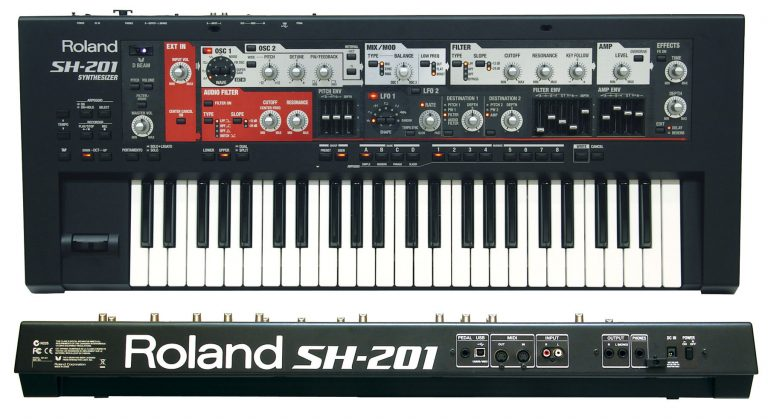 Roland SH-201 ขายราคาพิเศษ
