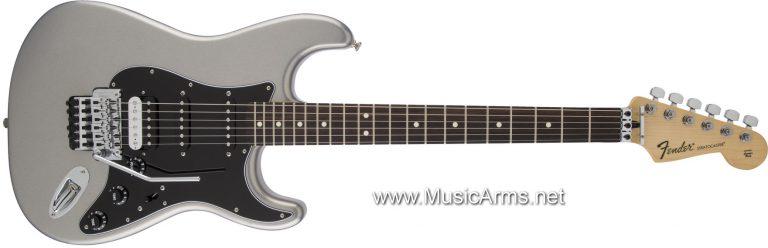 Standard Stratocaster® HSS with Floyd Rose-RW Ghost Silver ขายราคาพิเศษ