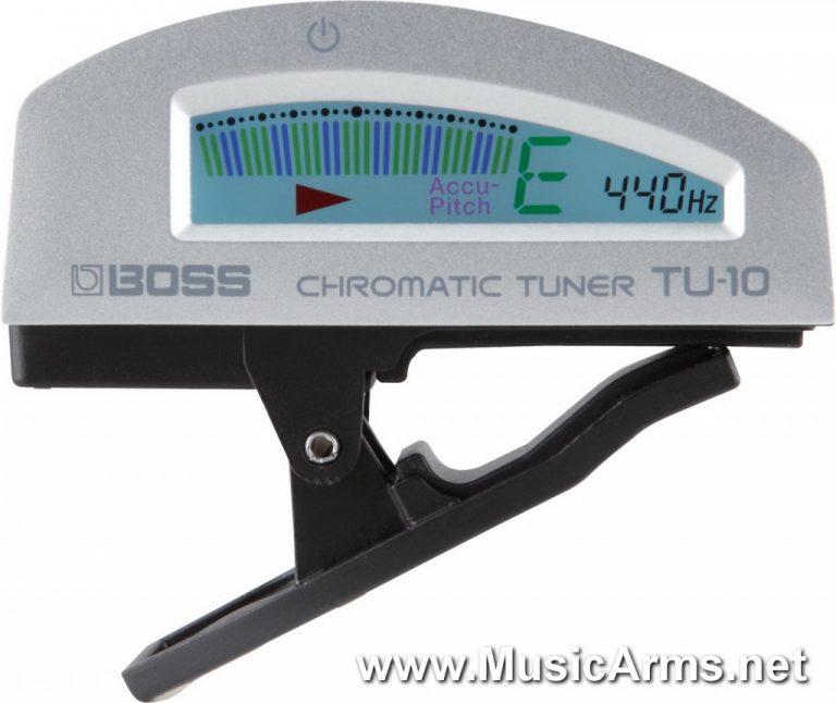 Boss TU-10 Tuners/Metronomes ขายราคาพิเศษ