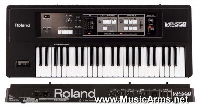Roland VP-550 Synthesizer ขายราคาพิเศษ