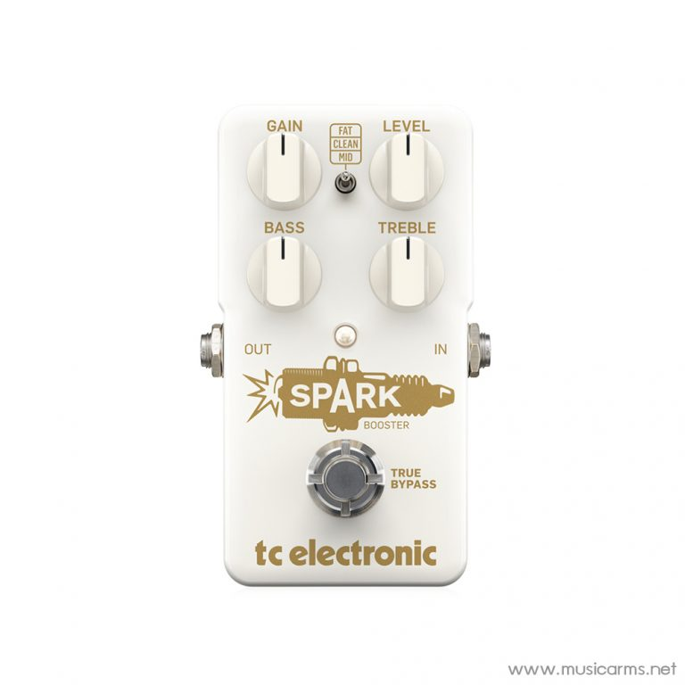 Face cover TC-Electronic-Spark-Booster ขายราคาพิเศษ