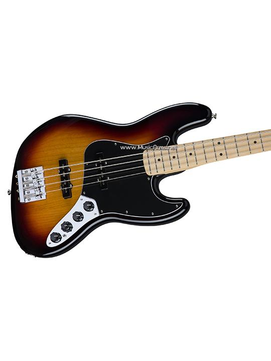 Fender Deluxe Active Jazz Bassตัวซัน ขายราคาพิเศษ