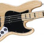 Fender Deluxe Active Jazz Bassตัวไม้ ขายราคาพิเศษ
