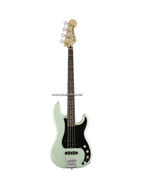Fender Deluxe Active Precision Bass Specialตัวเขียว ขายราคาพิเศษ