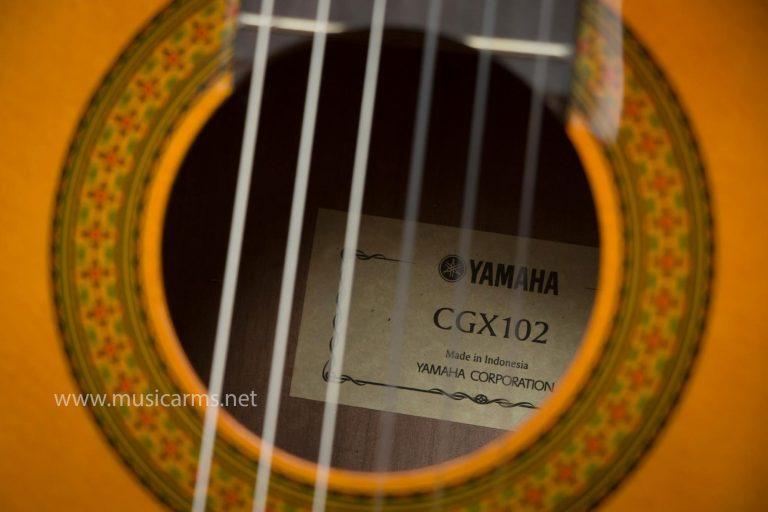 Yamaha CGX102 ขายราคาพิเศษ