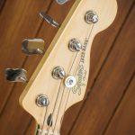 HEAND STOCK Squier Vintage Modified Jazz Bass '70s WH ขายราคาพิเศษ