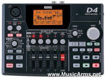 Korg D4 Digital multitrack
