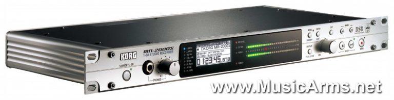Korg Mr-2000s Digital Recorder ขายราคาพิเศษ