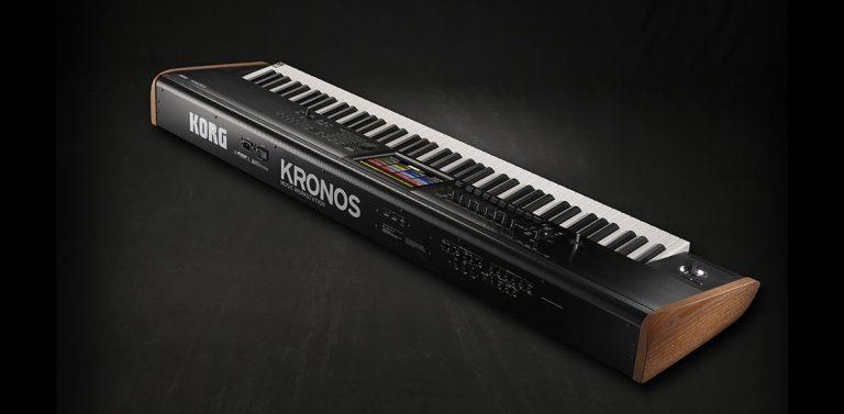 Korg KRONOS 2 88 Keys ขายราคาพิเศษ