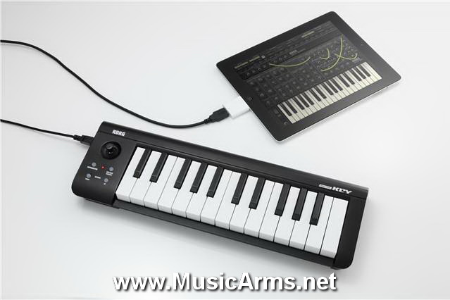 korg microkey 25 keys music arms music arms. Black Bedroom Furniture Sets. Home Design Ideas