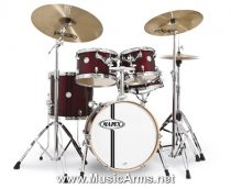Mapex-Horizon-HZB5255T-Transparent-Cherry-Red-
