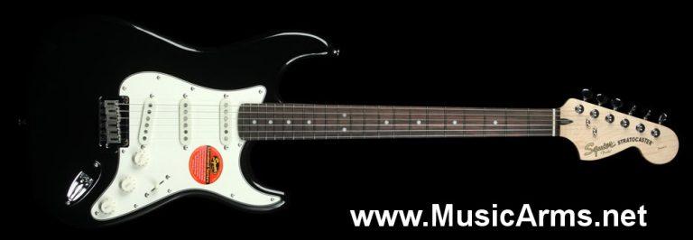 Squier®-Standard-Stratocaster®-Rosewood-Fingerboard-Black-Metallic-ราคา ขายราคาพิเศษ