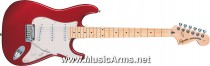 Squier Standard Stratocaster, Maple Fingerboard, Candy Apple Red-ราคา