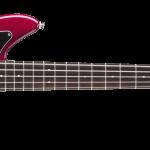 Squier Vintage Modified Jaguar Bass V Special, Rosewood Fingerboard, Crimson Red Transparent ขายราคาพิเศษ