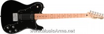 Squier Vintage Modified Tele Custom II, Maple Fingerboard, Black