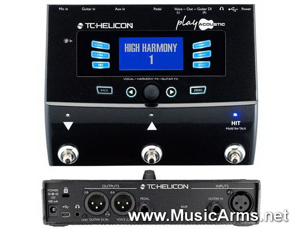 TC Electronic Play Acoustic-ราคา