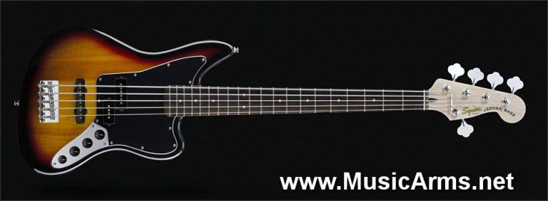 Vintage-Modified-Jaguar®-Bass-V-Special-Rosewood-Fingerboard-3-Color-Sunburst-ราคา ขายราคาพิเศษ