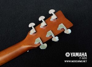 yamaha-f600- Die-cast Chrome