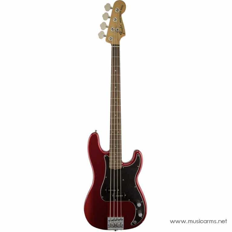face cover FENDER NATE MENDEL PRICISION BASS RW Candy Apple Red ขายราคาพิเศษ