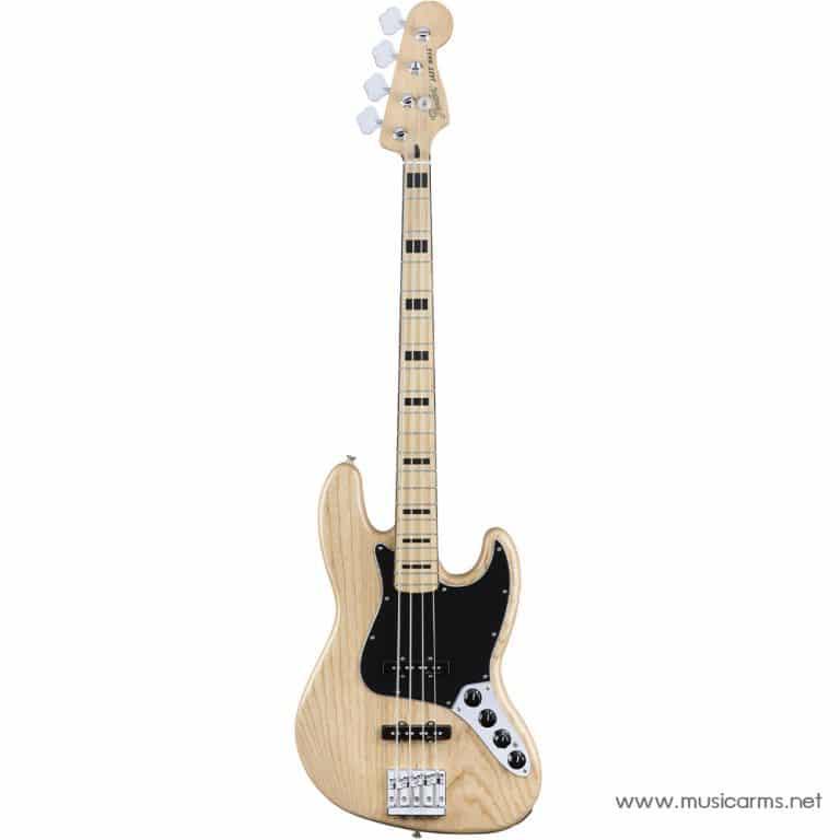 face cover Fender Deluxe Active Jazz Bass 4สาย ขายราคาพิเศษ