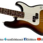 fender P-Bass-brown sunburst body ขายราคาพิเศษ