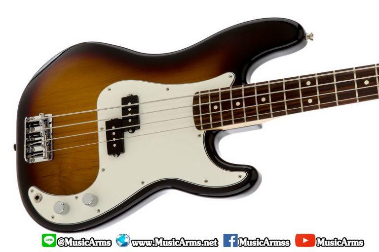 fender P-Bass-brown sunburst ขายราคาพิเศษ