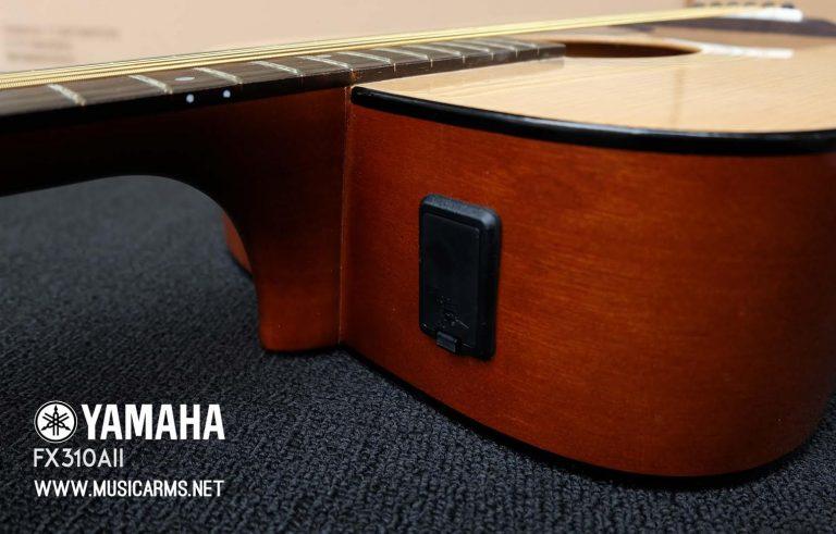 Yamaha  FX-310AII โปร่งไฟฟ้า รุ่น F310 มาตรฐาน ของแท้จากยามาฮ่า ขายราคาพิเศษ