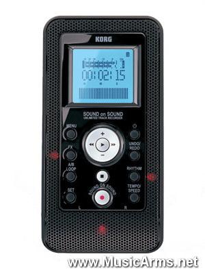 korg-sound-on-sound-recorder-ราคา ขายราคาพิเศษ