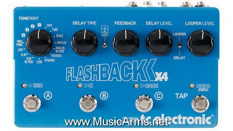 TC Electronic Flashback X4 ขายราคาพิเศษ