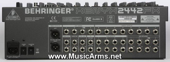 Behringer EURODESK SX-2442 FX ขายราคาพิเศษ