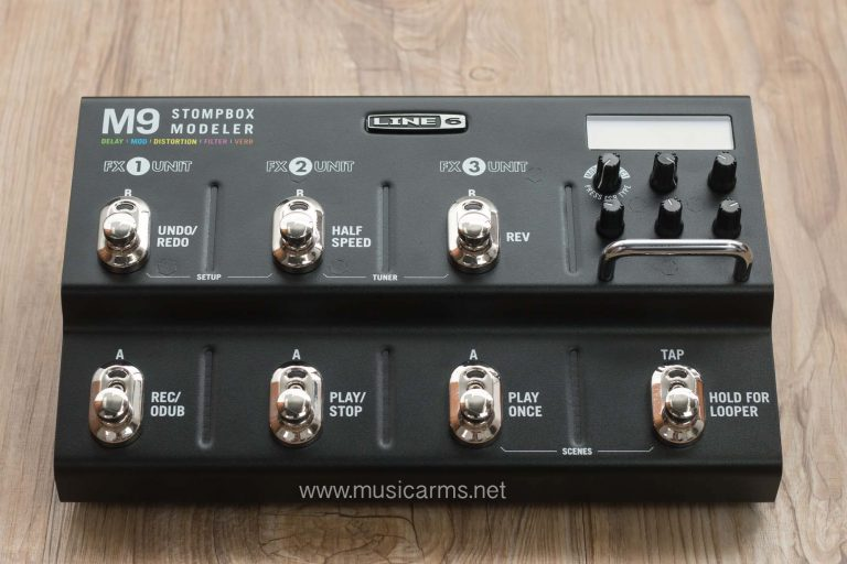 Line6 M9 Stompbox ขายราคาพิเศษ