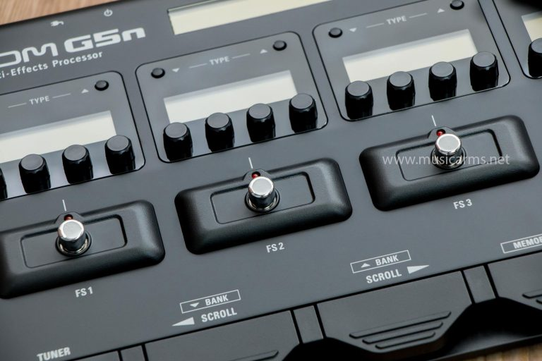 G5n Multi-Effects Processor ขายราคาพิเศษ