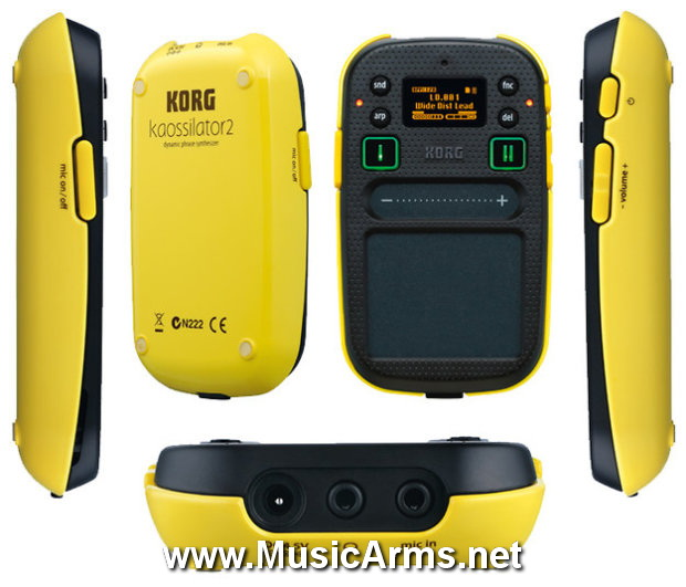 Korg-Kaossilator-KO-2-ราคาถูก ขายราคาพิเศษ