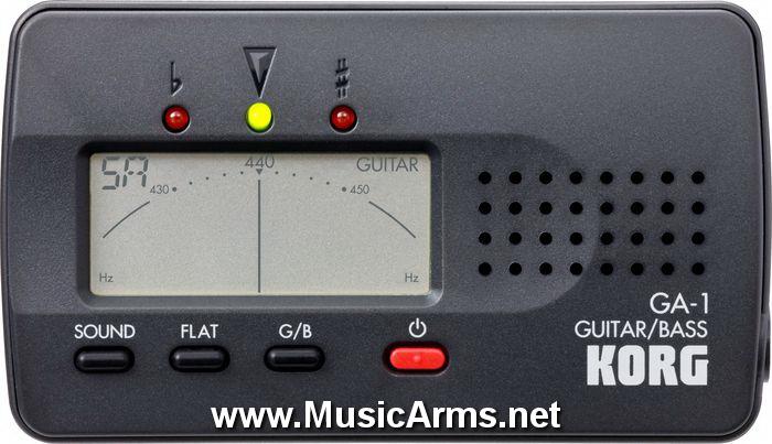 Korg Tuner Guitar & Bass GA-1-ราคา