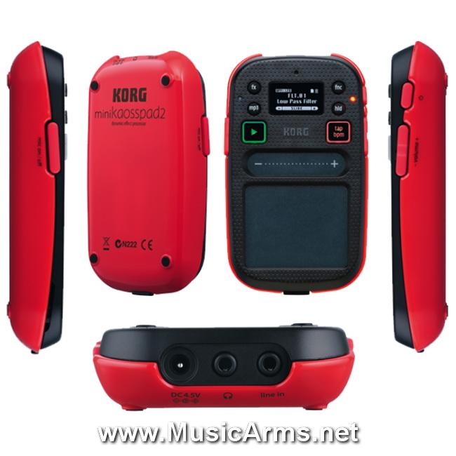 Korg-mini-kaoss-pad2-ราคา ขายราคาพิเศษ