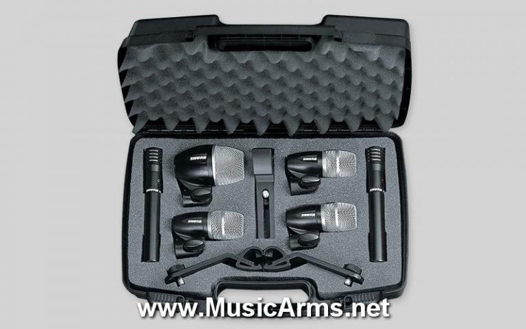 Shure PGDMK6-XLR Drum Mic Set 6 pcs ขายราคาพิเศษ