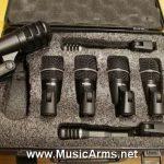 Superlux DRKA5C2 7-Piece Drum Microphone Set ขายราคาพิเศษ
