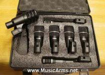 Superlux DRKA5C2 7-Piece Drum Microphone Set