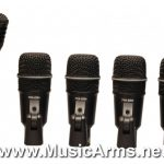 Superlux DRKA5C2 7-Piece Drum Microphone Set ลดราคาพิเศษ