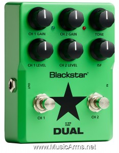 Blackstar LT-DUAL Distortion Pedal ขายราคาพิเศษ