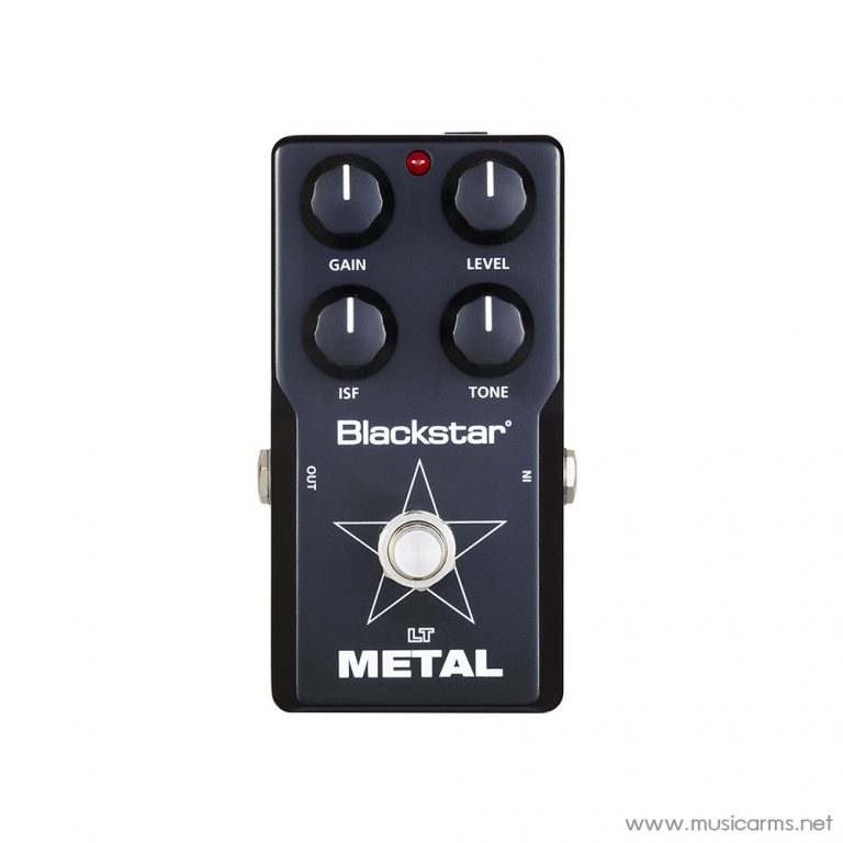 Face cover Blackstar-LT-Metal-Distortion-Pedal ขายราคาพิเศษ
