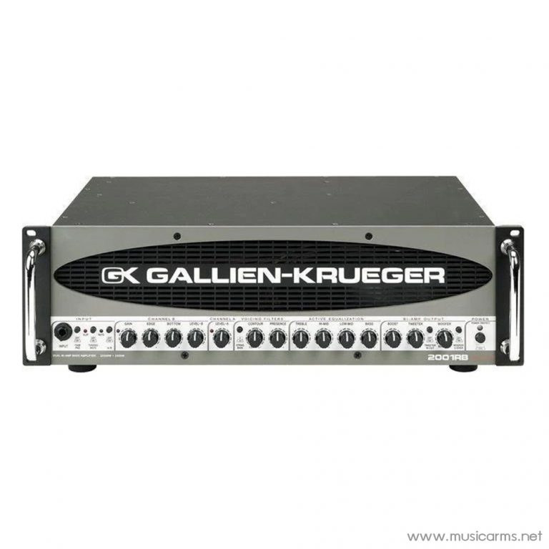 Face cover GALLIEN-KRUEGER-GK-2001RB ขายราคาพิเศษ