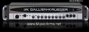 GALLIEN-KRUEGER GK 400RBIV210 ขายราคาพิเศษ