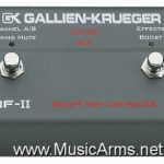 GALLIEN-KRUEGER GK FootSwitch RF II ลดราคาพิเศษ