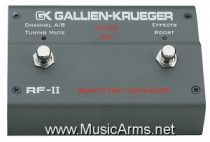 GALLIEN-KRUEGER GK FootSwitch RF II