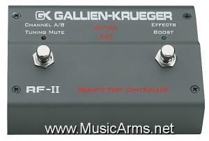 GALLIEN-KRUEGER GK FootSwitch RF II ขายราคาพิเศษ