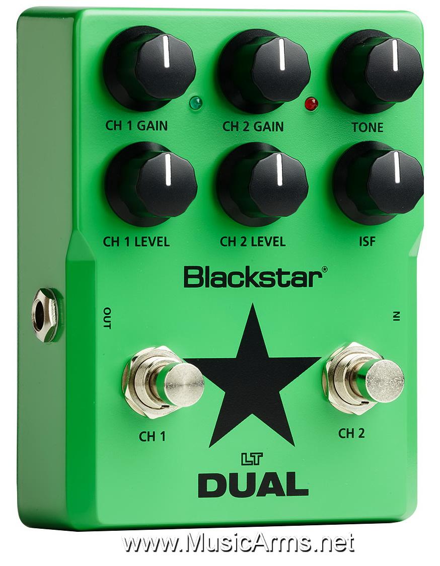 Blackstar LT-DUAL LT DUAL Dual Channel Distortion Pedal