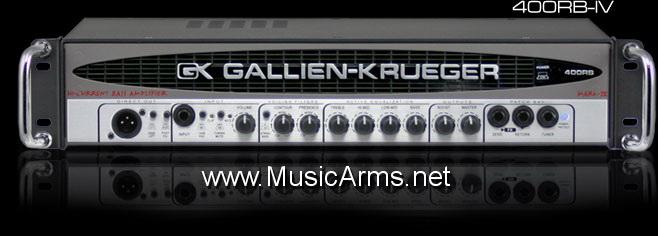 GALLIEN-KRUEGER GK 400RB-IV ขายราคาพิเศษ
