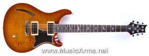PRS SE Custom 24 Semi Hollow Electric Guitar